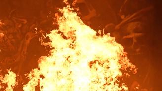 Египтянин изгорил жена си жива – била безплодна