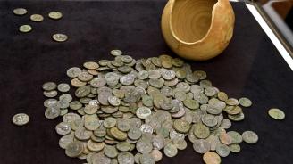 При спецакция откриха над 150 стари монети в дома на джебелчанин