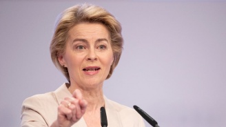 Фон дер Лайен иска ЕС да има повече самостоятелност в полето на отбраната