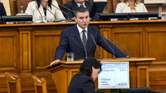 Горанов: Очаквам неизпълнение на приходите в бюджета за тази година с 0.2%