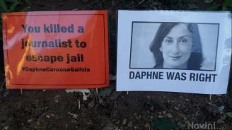 Бизнесменът Йорген Фенек е поръчал убийството на журналистката Дафне Галиция, заяви свидетел по делото