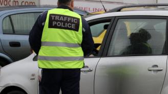 Заловиха друсан шофьор във Велико Търново