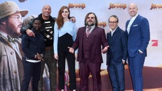 """Филмът """"Джуманджи: Следващо ниво"""" ще бъде представен с нова технология в САЩ"""