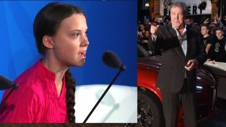 Скандален ТВ водещ: Грета Тунберг е луда и опасна