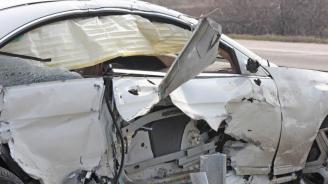 63-годишен катастрофира край Кърджали