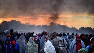 Мигрантите в босненския лагер Вучак отказват храна