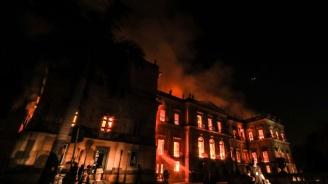 МВнР: Няма данни за пострадали българи при пожара в Одеса