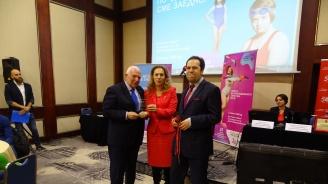 Николова участва в конференция за социална интеграция чрез спорт на хората с интелектуални затруднения