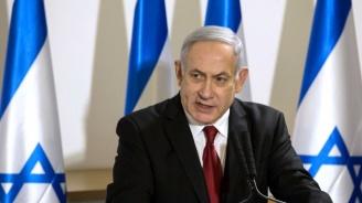 Нетаняху заяви, че Израел има пълното право да анексира долината на р. Йордан