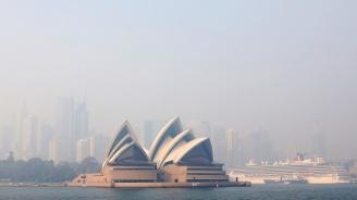 Горските пожари в Австралия наближават Сидни