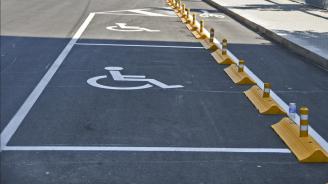 При спецакция - спипаха общо 1330 шофьори, паркирали на места за инвалиди