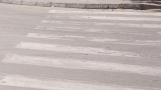 Блъснаха жена на пешеходна пътека във Варна
