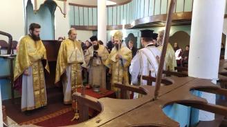 """Чин на обновление беше отслужен в църквата """"Св. Николай"""" в с. Обидим"""