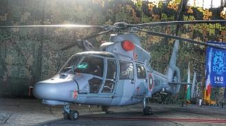 ВМС във Варна получиха още един хеликоптер