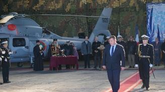 Каракачанов: Две са подадените оферти за строеж на новите кораби за ВМС