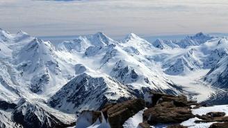 Ледници в Нова Зеландия почервеняха