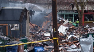Седем станаха жертвите на газовата експлозия в жилищен блок в Словакия