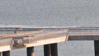 Откриха труп в морето край Бургас