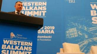 Джамбазки: Вратата към Европа е през София