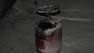 Жена пострада при взрив на газова бутилка