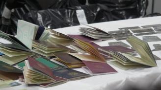 Хванаха мъж в София, издавал фалшиви документи