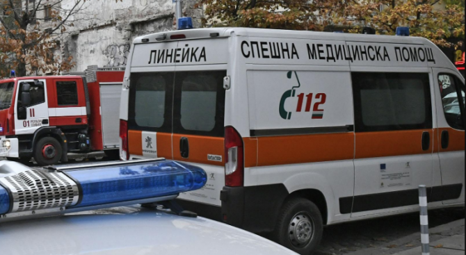 2-годишно дете е ранено при ПТП в Първомай