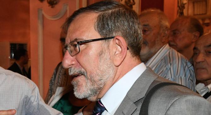 Филип Димитров стана зам.-шеф на Венецианската комисия