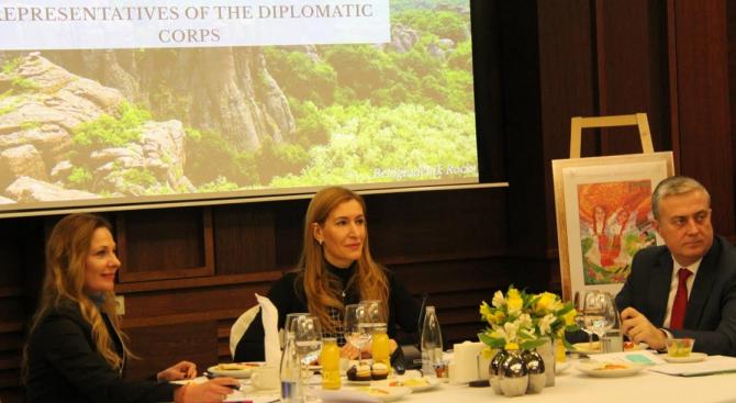 Министър Ангелкова: Фокус през  2020 г. ще са инвестициите в туризма, планираме поредица от двустранни  форуми