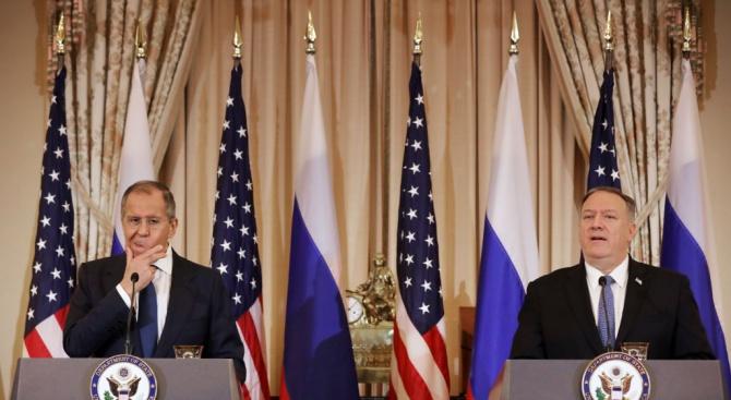 Помпейо заплаши Русия с ответни мерки, ако се намеси в президентските избори в САЩ