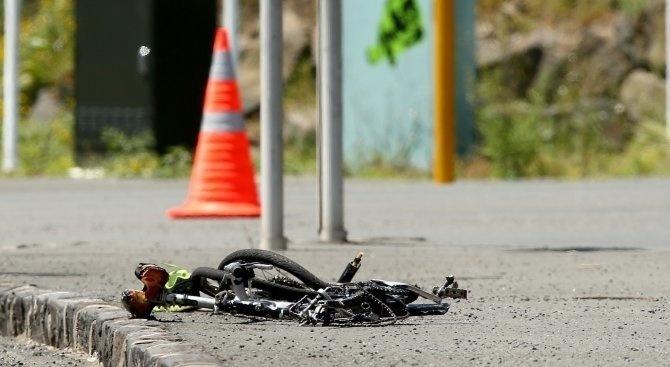 52 дни МВР издирва шофьор, убил велосипедист в София