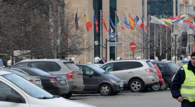 """Временно се забранява паркирането в отсечка на бул. """"Джеймс Баучър"""" в София"""