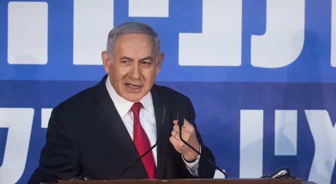 Израелският премиер: Ще се откажа от министерските си постове до 1 януари