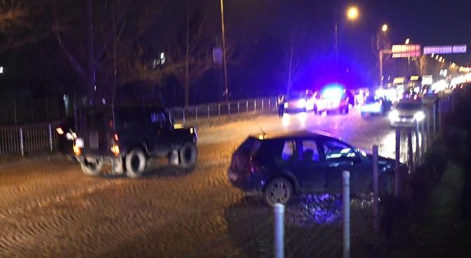 Нова катастрофа в столицата, този път на бул. ''Цар Борис III''