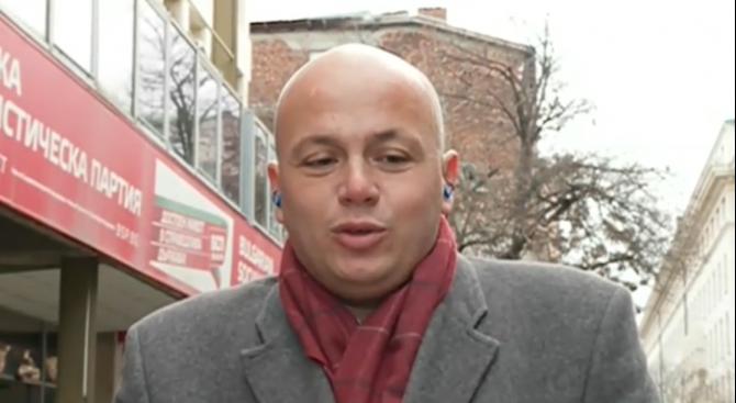 Александър Симов: БСП е единствената опозиция в този парламент