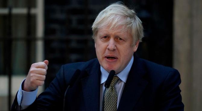Борис Джонсън ще следва твърдо графика за излизане от ЕС на 31 януари