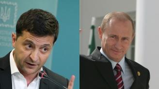 Путин и Зеленски се срещат днес
