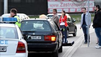 Блъснаха пешеходец, нараняванията му са тежки