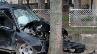 Меле на пътя Разград - Гецово, двама са ранени