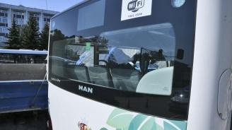 60-годишен мъж пострада при слизане от автобус в София