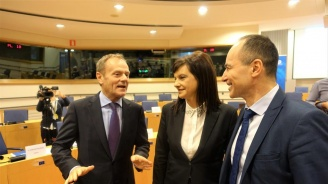 Дариткова: За България е приоритет отпадането на мониторинговия механизъм и влизането в Шенген