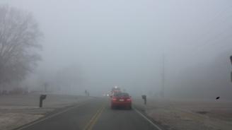 Гъстата мъгла - едно от най-плашещите неща за всеки шофьор