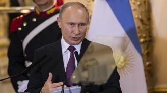 Владимир Путин: Убитият в Берлин чеченец е окървавил Москва