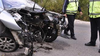 Катастрофа на пътя Пампорово – Смолян с ранен