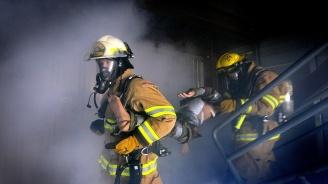 Полицията нищи причините за пожар в къща в Елена