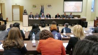 """Зам.-министър Бернер откри кръгла маса на тема """"Подготовка за внедряването на системи за обществено оповестяване в Европа"""""""