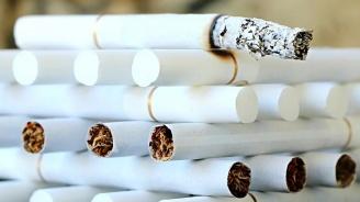 Икономически полицаи иззеха цигари без бандерол от жена