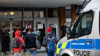 Майката на стрелеца от Острава е помогнала на полицията