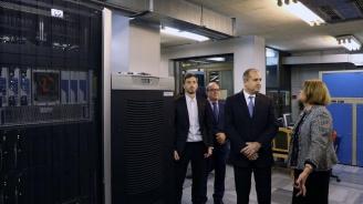 Румен Радев: Българската наука има потенциал