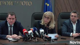 Петя Аврамова: Въвежда се нов график на пускане на питейната вода в Перник