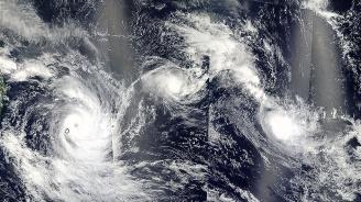 "10 жертви на циклона ""Белна"" в Мадагаскар"